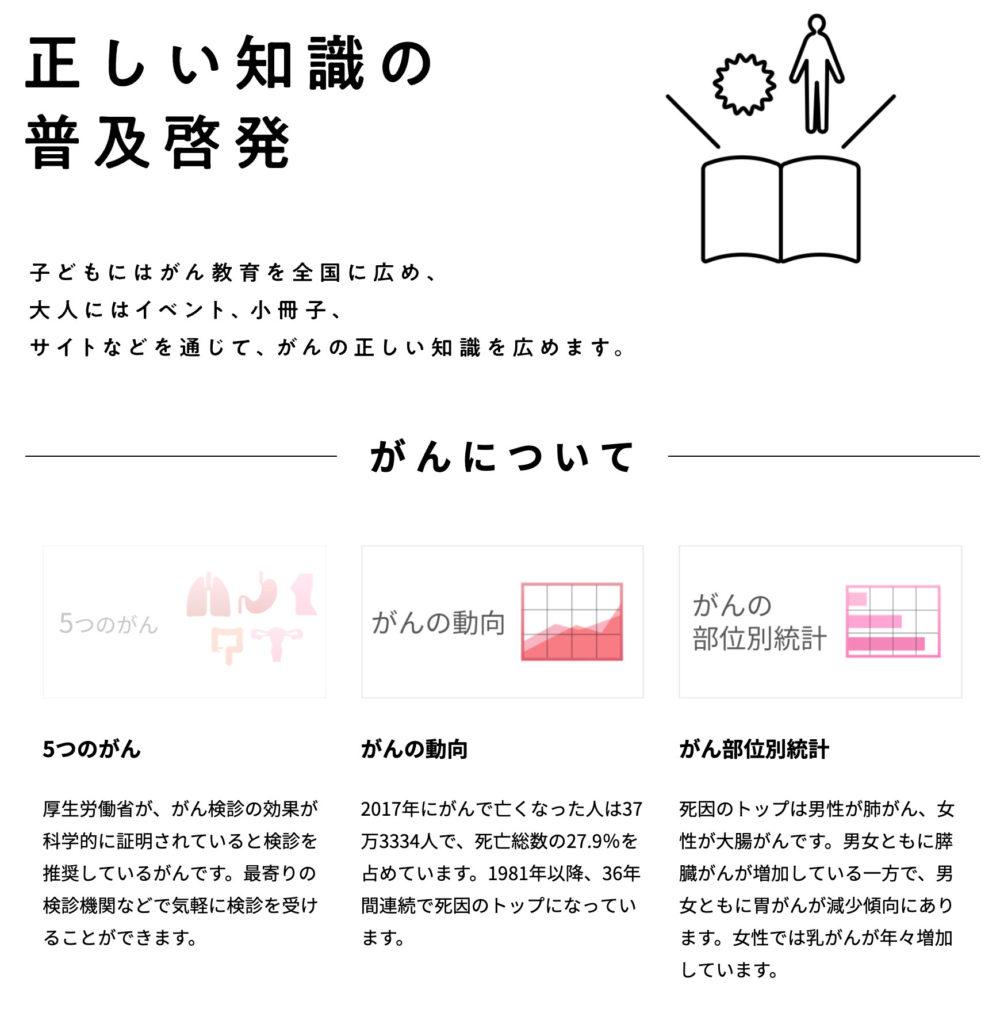日本対がん協会